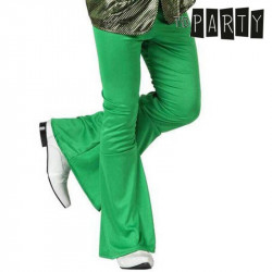 Adult Trousers Disco Green